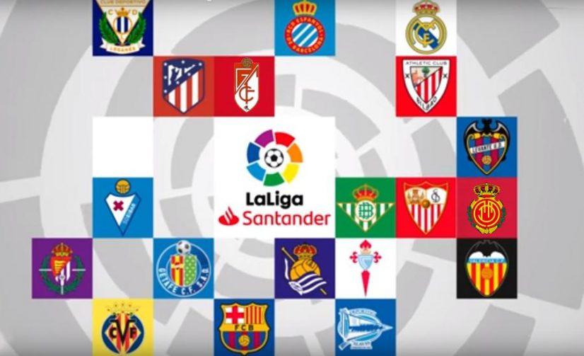 La Liga Santander es seguida de cerca en todo el planeta