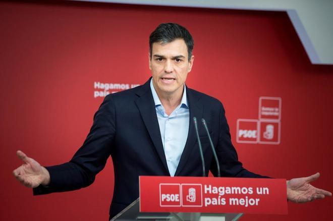 PSOE ultima detalles para lograr acuerdo con ERC que posibilite la investidura